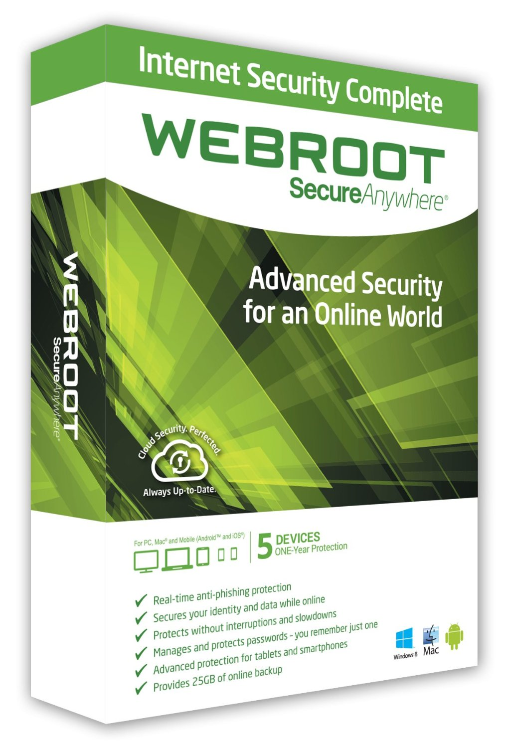 Webroot SecureAnywhere Complete 2014